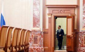 Медведев указал на главную нерешенную правительством задачу