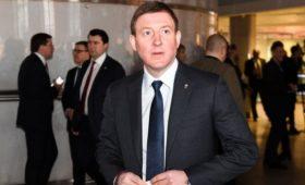 Турчак пригрозил отставками «не слышащим президента» чиновникам