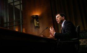 NYT узнала о проверке Минюстом причастности экс-главы ФБР к утечкам в СМИ