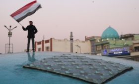 Иран пригрозил «отрезать ногу» США на Ближнем Востоке