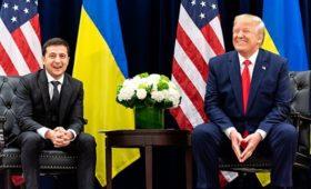 Посол Украины в США заявил о наличии «химии» между Зеленским и Трампом