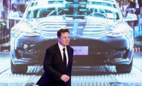 Маск за час разбогател на $2,3 млрд из-за роста стоимости акций Tesla