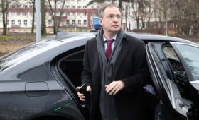 Бывший министр культуры Мединский назначен помощником Путина