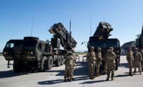 США потребовали разместить установки Patriot в Ираке для защиты своих баз