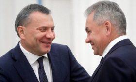 Шойгу и Борисов сохранят посты в новом правительстве