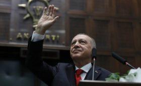 Эрдоган посчитал исторической ошибкой ставку на генерала Хафтара в Ливии