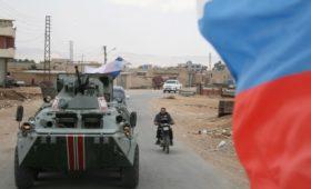 СМИ сообщили об отмене совместного патрулирования России и Турции в Сирии