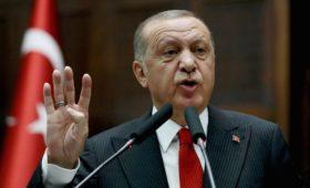 Эрдоган сообщил о просьбе к Путину «уйти с пути» Турции в Сирии