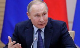 Путин согласился на упоминание индексации зарплаты в Конституции