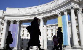 МИД Украины вызвал поверенного в делах России из-за задержания рыбаков