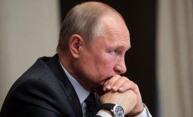 Путин заявил о вызывающей вопросы идее Зеленского по минским соглашениям