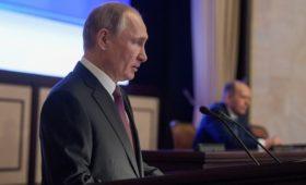 Путин ответил на вопрос о возможности договориться о мире с Зеленским