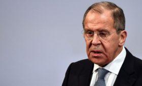 Лавров назвал критерий здоровья «головы НАТО»