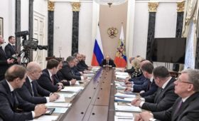Путин заявил об отсутствии другого шанса на реализацию нацпроектов
