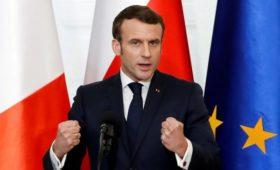 Макрон отказался считать Францию «пророссийской» и «антироссийской»
