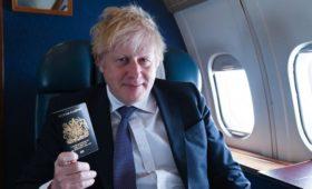 Паспорта британцев после Brexit поменяют цвет