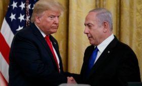 WSJ узнала о привязке ситуации в Израиле к оглашению США «сделки века»