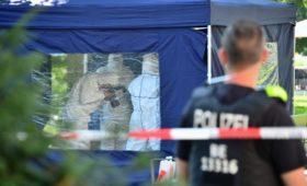 СМИ узнали о звонках подозреваемого в убийстве в Берлине ветеранам ФСБ