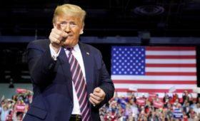 СМИ узнали о планах Белого дома составить списки противников Трампа