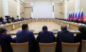 Рабочая группа предложит назначать пожизненных сенаторов