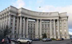 Киев отверг идею «12 шагов» по урегулированию ситуации на Донбассе