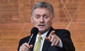 Кремль объяснил роль премьера в случае внесения поправок в Конституцию