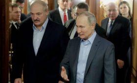 Лукашенко заявил о «понуждении» Белоруссии к интеграции с Россией