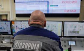 «Газпром» из-за вируса перевел переговоры с Китаем в дистанционный режим