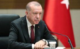Эрдоган назвал атаку на турецких военных в Сирии «поворотным пунктом»
