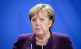 Меркель потребовала отменить результаты выборов в восточной Тюрингии