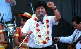 Моралес разъяснил ситуацию с блокировкой проекта «Росатома» в Боливии