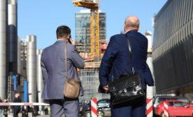 Недвижимость впервые с 2009 года внесла отрицательный вклад в рост ВВП