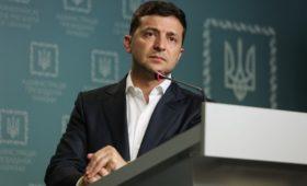 Офис Зеленского ответил на слова Путина о «растаскивании» Москвы и Киева
