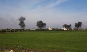 России заявила о турецких военных среди боевиков при авиаударе в Идлибе