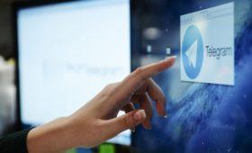 Продажи через заблокированный Telegram в 2019 году превысили ₽1 млрд
