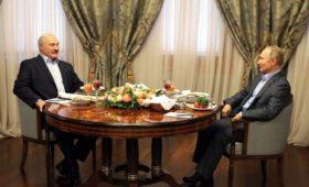 Лукашенко уехал из Сочи без скидки на нефть