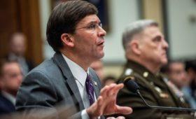 Пентагон заявил о желании укрепить ядерный потенциал без гонки вооружений