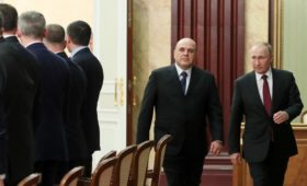 Bloomberg узнал о расчете Путина на успехи Мишустина до выборов в Госдуму