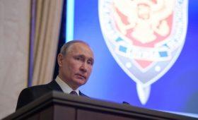 Путин объяснил причины «растаскивания» России и Украины