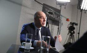 Силуанов заявил о ежедневном ущербе на 1 млрд руб. из-за коронавируса