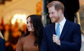 Принц Гарри с женой откажутся от слова «королевский» в названии бренда
