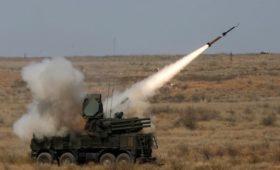 «Панцирь» уничтожил летевший на российскую базу Хмеймим беспилотник