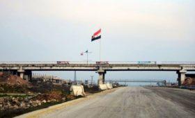 В Сирии впервые за семь лет открыли дорогу Дамаск— Алеппо