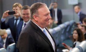 Помпео перечислил преимущества для Казахстана от сотрудничества с США