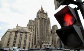 МИД ответил на данные о подозрениях к дипломату об отравлении в Болгарии