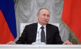 Путин заявил о претензиях России на зарубежные активы стран бывшего СССР