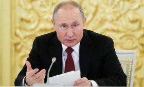 Путин описал цель нацпроектов фразой «мне нужно не «ура»