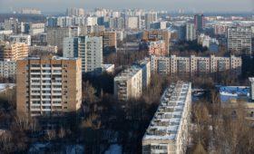 Спрос на вторичном рынке жилья в Москве упал в январе на 19%