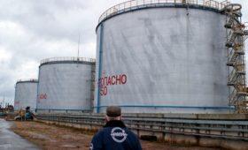 Белоруссия закупила 160 тыс. т российской нефти через трейдеров