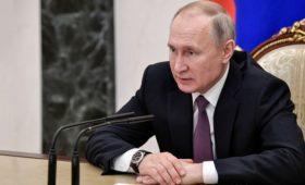 Путин назвал главные задачи властей в экономике